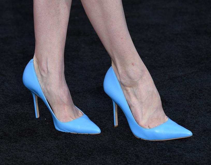 Izabella Miko, jak wiele tancerek, miała problem ze stopami /O'Connor/MEGA / The Mega Agency   /Agencja FORUM