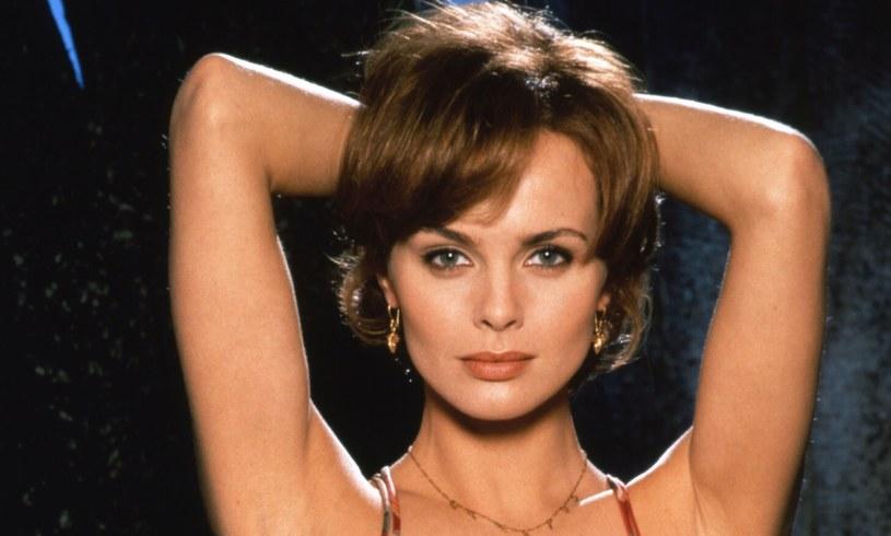 Izabella Scorupco była dziewczyną Bonda w 1995 roku w filmie GoldenEye /Eon Productions / United Artists/Collection Christophel /East News