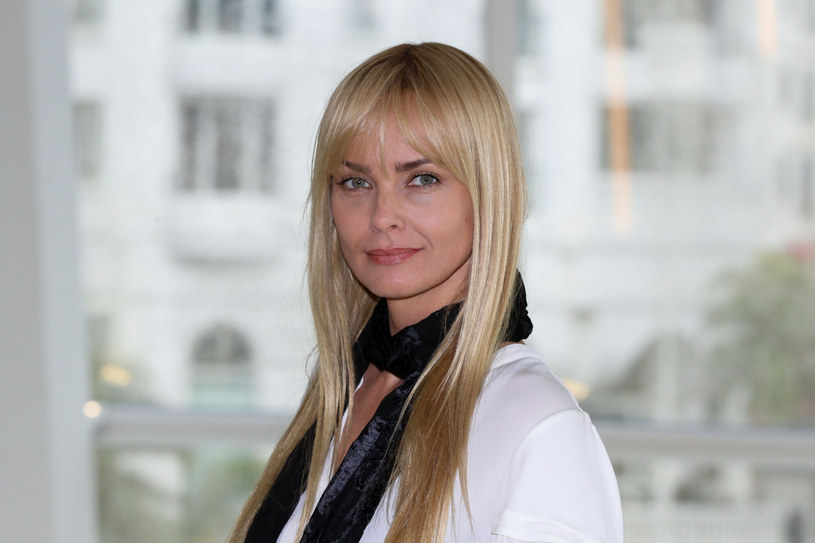 Izabella Scorupco jest bardzo dumna ze swoich dzieci /East News
