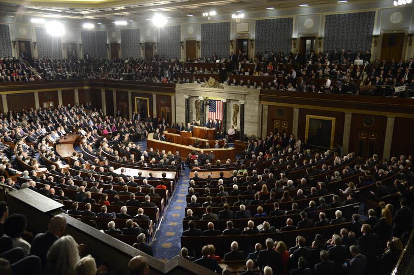 Izba Reprezentantów; zdj. ilustracyjne /AFP