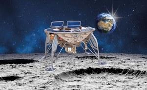 Izrael leci na Księżyc