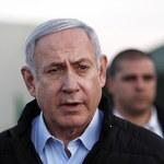 Izrael odpowiedział atakiem lotniczym na atak ze Strefy Gazy