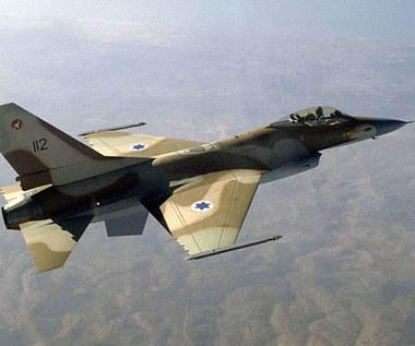 Izrael utopił osiem F-16. Naprawa będzie kosztowała miliony szekli