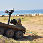 Izrael wdraża nowego robota obronnego