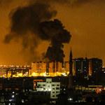 Izrael zaatakował Hamas z powietrza. Celem stanowiska militarne