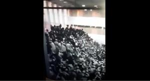 Izrael: Zawaliła się trybuna w synagodze na Zachodnim Brzegu. Są ofiary i ranni