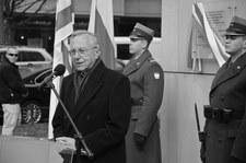 Izrael: Zmarł Mosze Arens, były minister obrony i spraw zagranicznych