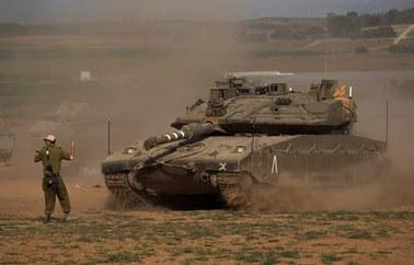 Izraelscy żołnierze wtargnęli do Strefy Gazy