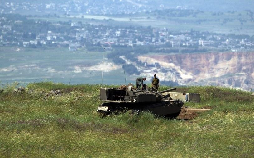 Izraelscy żołnierze /PAP/EPA