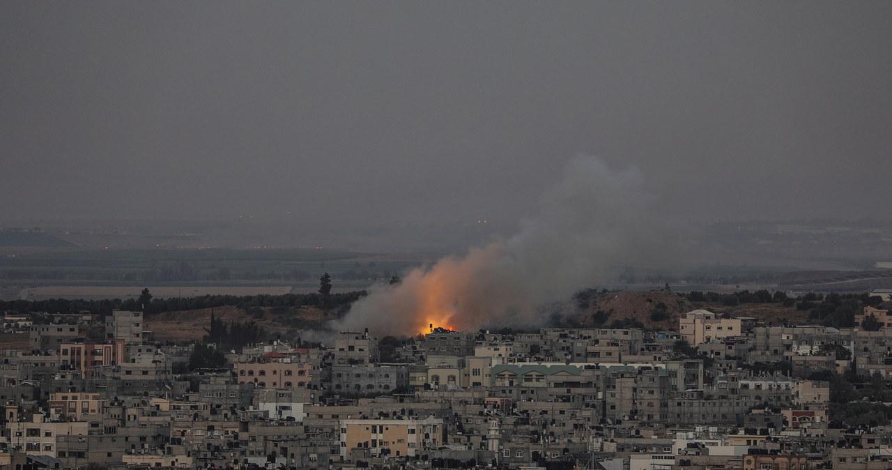 """Izraelska armia zwabiła Hamas w """"śmiertelną pułapkę"""""""