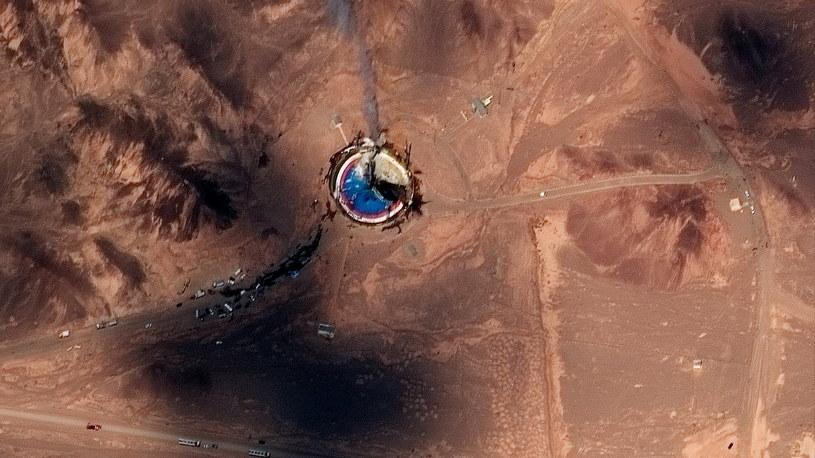 Izraelska baza rakietowa w Palmachim /Ministerstwo Obrony Izraela /domena publiczna