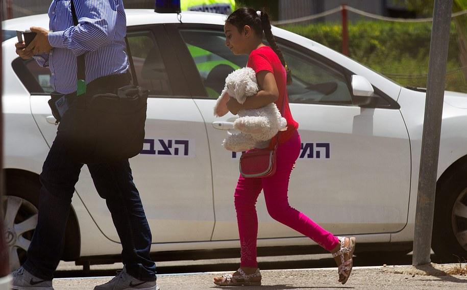 Izraelska ofensywa trwa już prawie tydzień /ATEF SAFADI  /PAP/EPA
