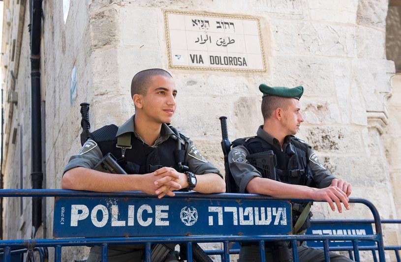 Izraelska policja aresztowała 24 osoby. Zdj. ilustracyjne /123RF/PICSEL