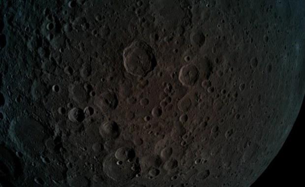Izraelska sonda przesłała zdjęcia ciemnej strony Księżyca