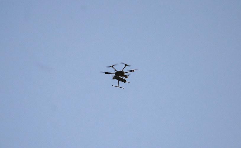Izraelski dron; zdj. ilustracyjne /AFP