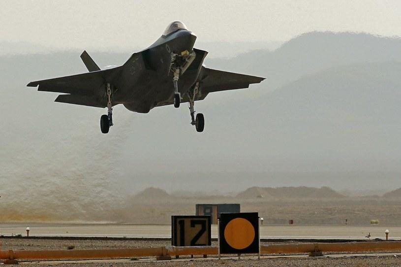 Izraelski F-35 /AFP