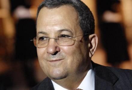 Izraelski minister obrony Ehud Barak /AFP