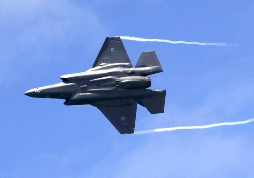 Izraelski model F-35 /AFP