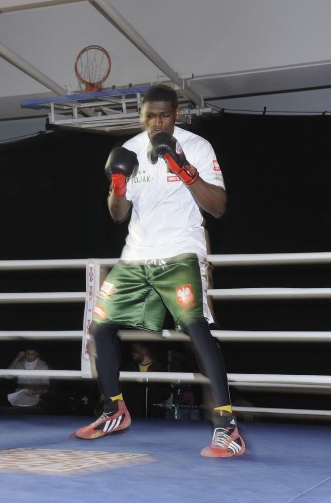 Izuagbe Ugonoh / VIPHOTO /East News