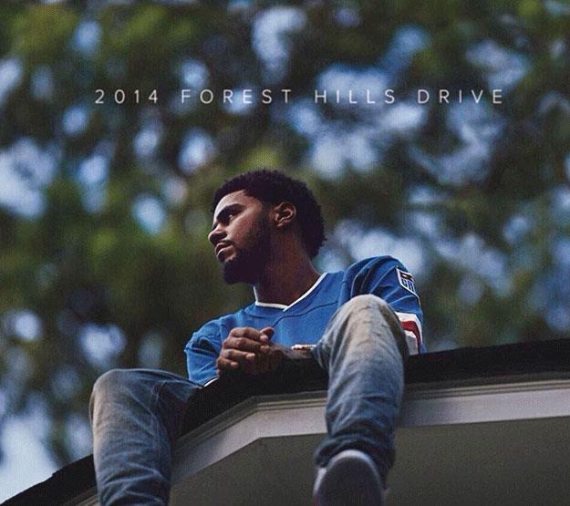 """J.Cole na okładce """"2014 Forest Hills Drive"""" /"""