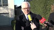 J. Czaputowicz: Dialog trwa. Zaprosiłem F. Timmermansa do Warszawy