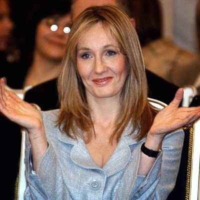 J.K. Rowling /AFP