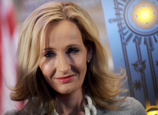 J.K Rowling /Dennis Van Tine    /East News