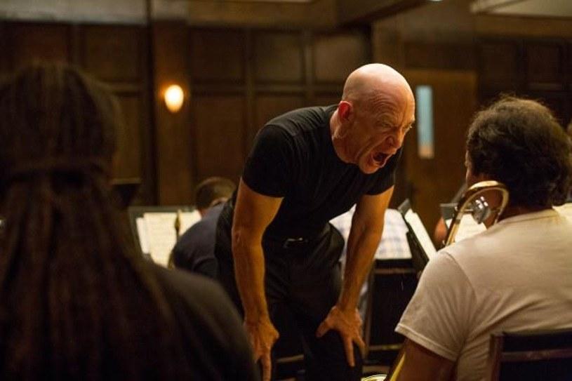 """J.K. Simmons w filmie """"Whiplash"""" /materiały dystrybutora"""