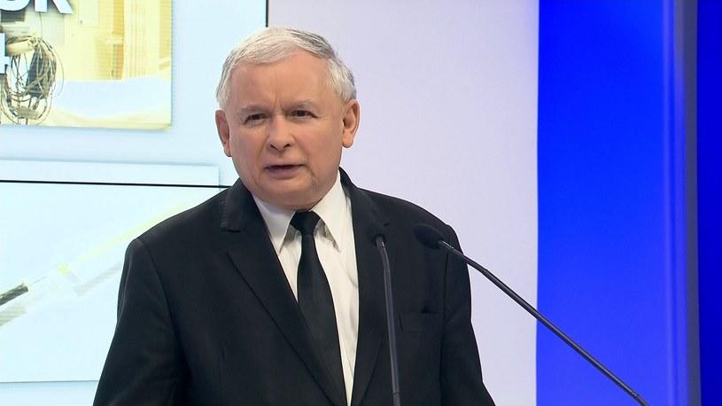 J. Kaczyński nie chce niemieckich żołnierzy w Polsce /TVN24/x-news