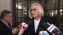 J. Kopcińska: Wyznaczenie ministrów do europarlamentu pokazuje, jak ważna jest dla PiS polityka europejska