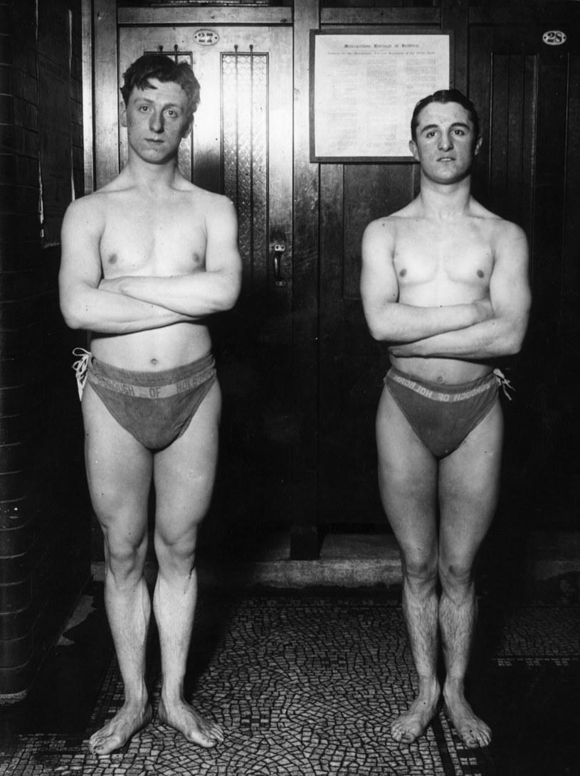 J Slane i C Stephens, 1912 r. Sztokholm /Getty Images