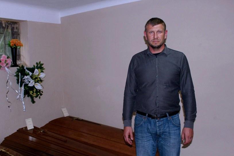 """""""Ja jestem po to, żeby bliscy mogli pożegnać się ze zmarłym"""" /INTERIA.PL"""
