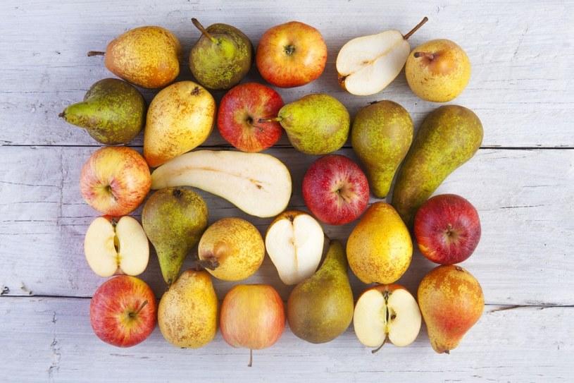 jabłka i gruszki /© Photogenica