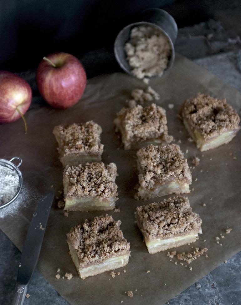 jabłkowe batoniki /© Photogenica