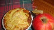 jablkowy deser na jesienny podwieczorek