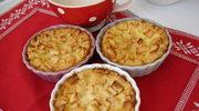 Jablkowy deser zwany Flognard... rodem z Limousin
