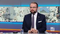 """Jabłoński w """"Graffiti"""" o wizie dla Cimanouskiej: Chronimy jej prywatność. Chronimy jej bezpieczeństwo"""