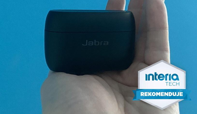 Jabra Elite 85t otrzymuje REKOMENDACJĘ serwisu Interia Technologie /INTERIA.PL