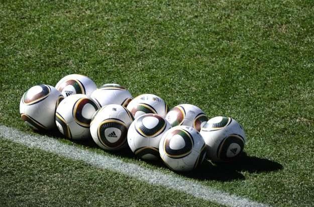 Jabulani była oficjalną piłką ostatniego mundialu w RPA /AFP