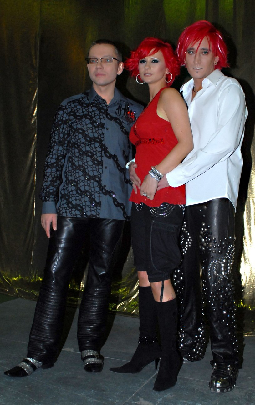 Jacek, Ania i Michał /- /East News