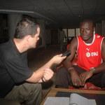 Jacek Bąk wspomina Papę Boubę Diopa