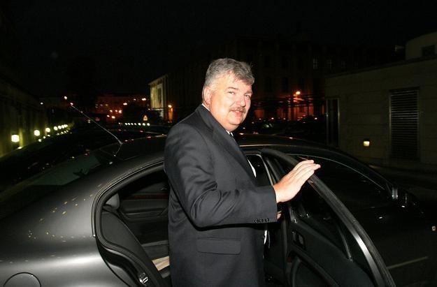 Jacek Bartkiewicz zrezygnował z prezesury BGŻ. Fot. Maciej Macierzyński /Reporter