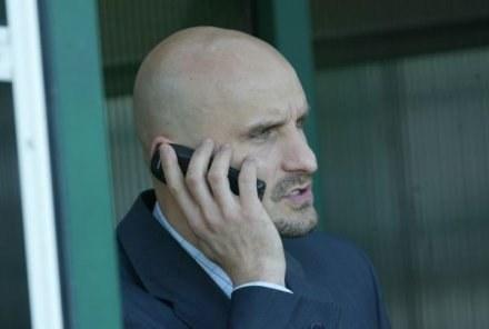 Jacek Bednarz twierdzi, że jako dyrektor sportowy nie ma żadnej mocy sprawczej /Agencja Przegląd Sportowy