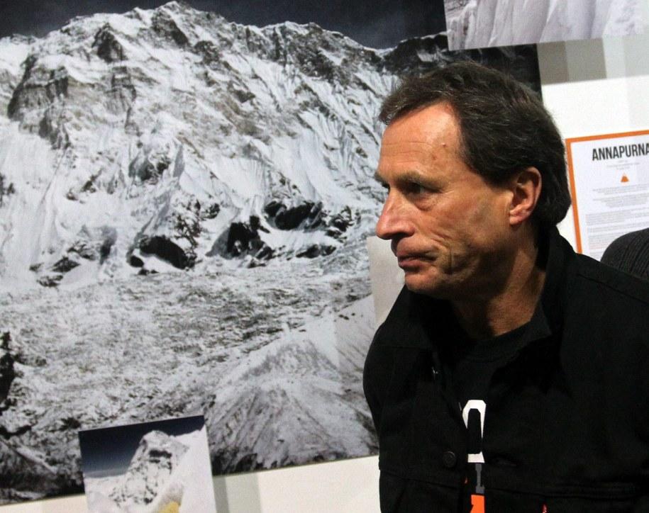 Jacek Berbeka / Grzegorz Momot   (PAP) /PAP