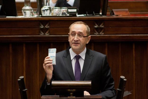 Jacek Bogucki, poseł SP. Fot. Krystian Maj /Reporter
