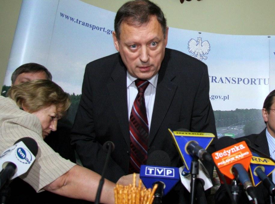 Jacek Bojarowicz na arch. zdjęciu /PAP/Leszek Szymański /PAP