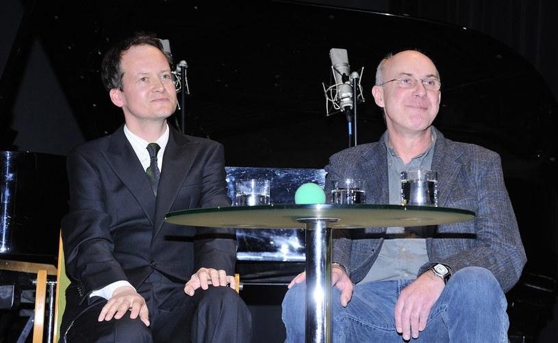 Jacek Bończyk i Piotr Machalica /Jarosław Antoniak /MWMedia