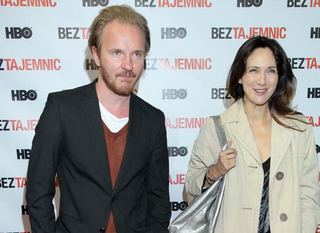 Jacek Borcuch i Ilona Ostrowska  /fot. P. Wrzecion /MWMedia