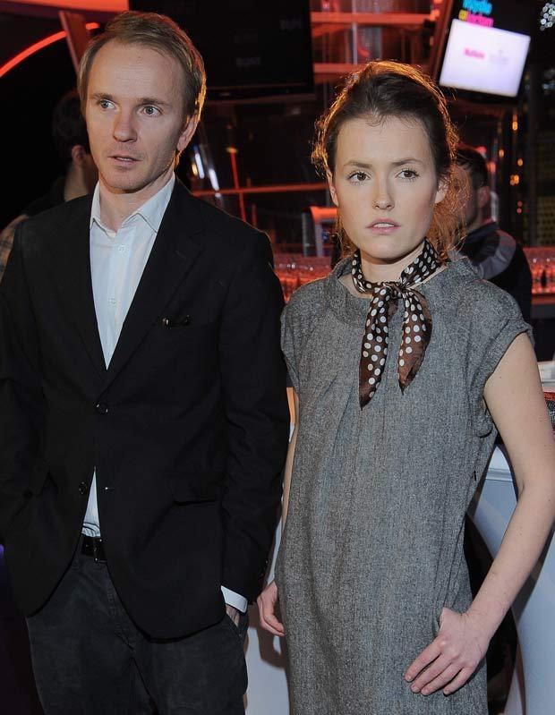 Jacek Borcuch i Olga Frycz, fot. Paweł Przybyszewski  /MWMedia