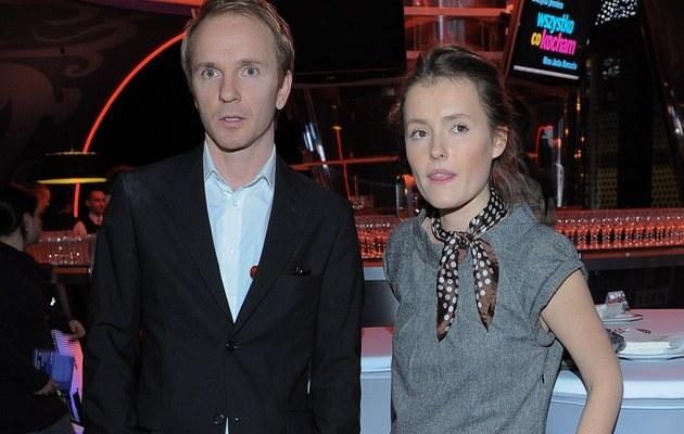 Jacek Borcuch i Olga Frycz /Przybyszewski /MWMedia